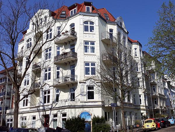 Hamburg Hoheluft-Ost